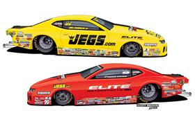 Elite Motorsports LLC. NHRA Pro Stock