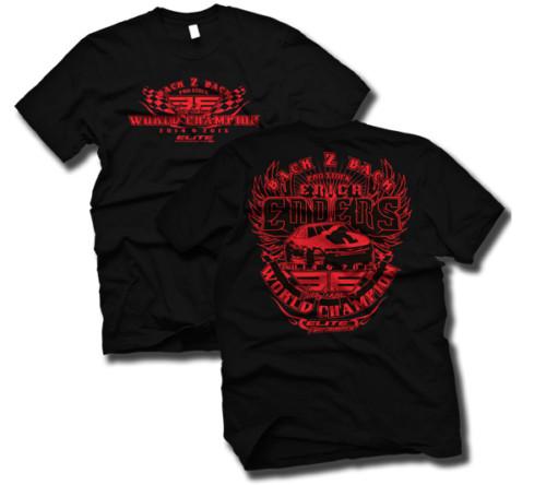 Erica Enders | Back 2 Back T-Shirt