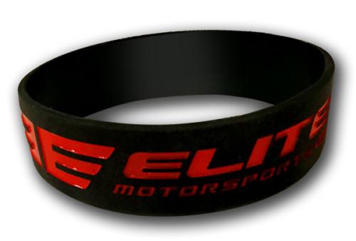 Erica Enders rubber bracelet