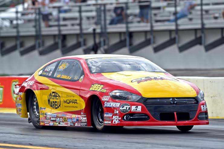 Jeg Coughlin Jr Ready To Take 39 Chunk 39 Out Of Pro Stock