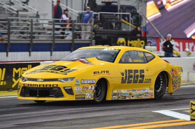Pro Stock Veteran Jeg Coughlin Jr And Rookie Top Fuel