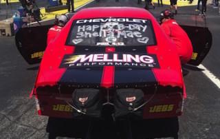 Erica Enders | 2017 NHRA Atlanta Pro Stock | Elite Motorsports LLC