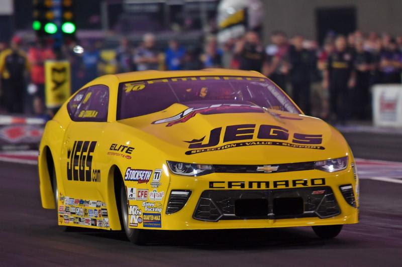 Jeg Coughlin Jr To Chase Missing Jewel In His Pro Stock