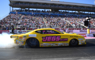 Jeg Coughlin Jr. | NHRA Las Vegas 2017 | Elite Motorsports LLC
