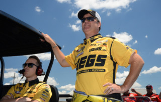 Jeg Coughlin Jr. | NHRA Pro Stock 2017 | Elite Motorsports LLC