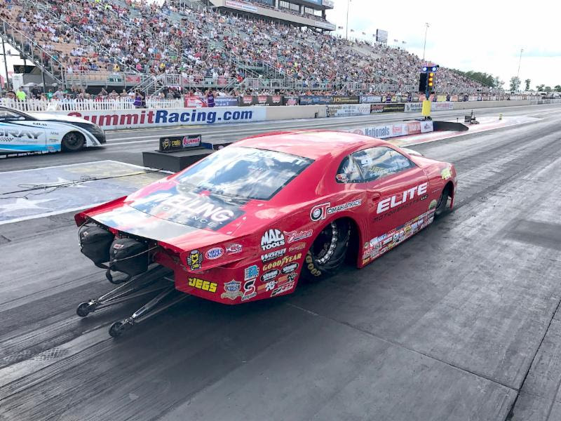 Erica Enders | NHRA Norwalk, OH 2017 | Elite Motorsports LLC