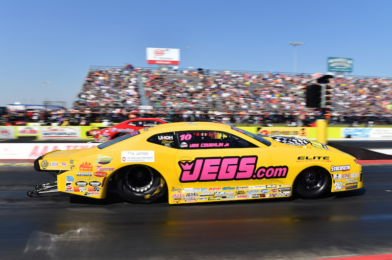 Jeg Coughlin Jr | NHRA Pro Stock Dallas 2017