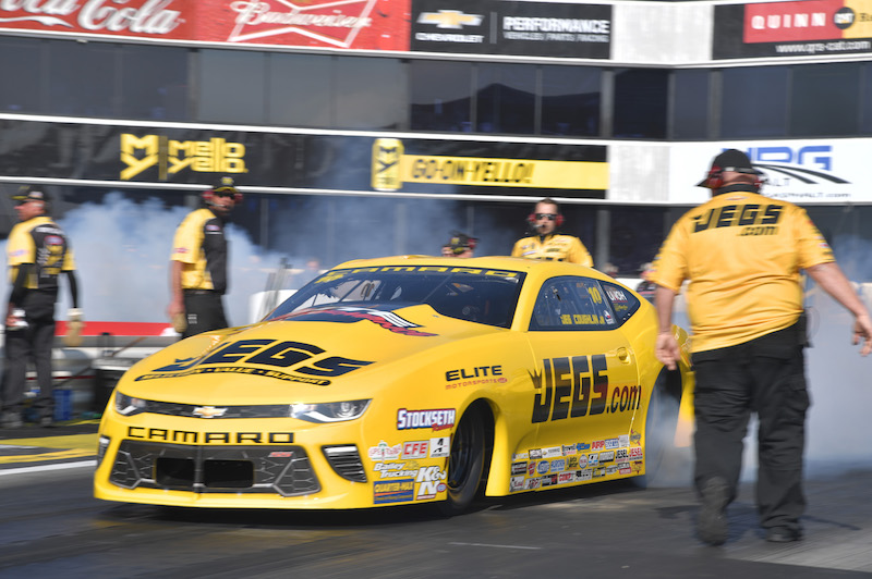 Jeg Coughlin Jr. | NHRA 2017 Finals | Elite Motorsports LLC