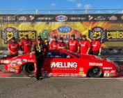 Erica Enders NHRA Arizona Nationals 2020 Elite Motorsports